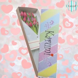 Caja 10 Tulipanes (SVL028)