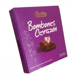 Bombones Corazón Costa (KCH003)